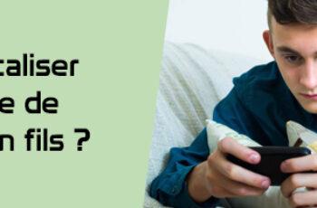 Comment localiser le téléphone de sa fille ou son fils ?