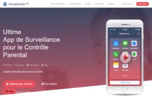 ikeymonitor logiciel espion téléphone