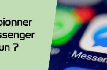 Comment espionner le compte Messenger de quelqu'un